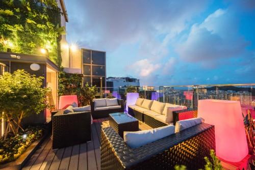 金峰南岸複式 (時尚風) (澳門)  One Oasis Penthouse  (Trendy Style) (Macau)