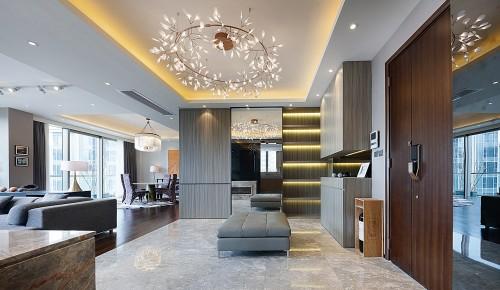 金峰南岸複式 (優雅風) (澳門) One Oasis Penthouse  (Elegant Style) (Macau)
