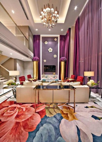 Costa Rhu複式 (新加坡)Costa Rhu Penthouse (Singapore)
